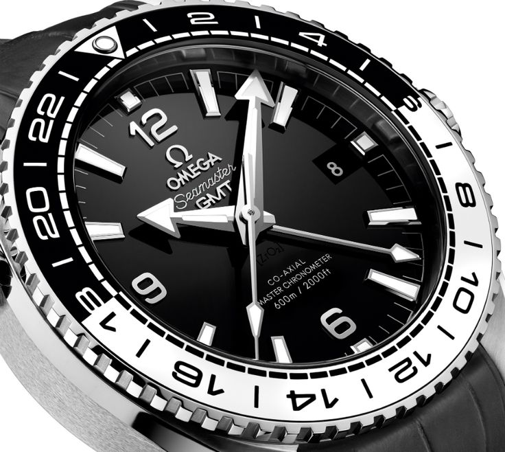 Drawn watch chronometer GMT seamaster watch The Ocean