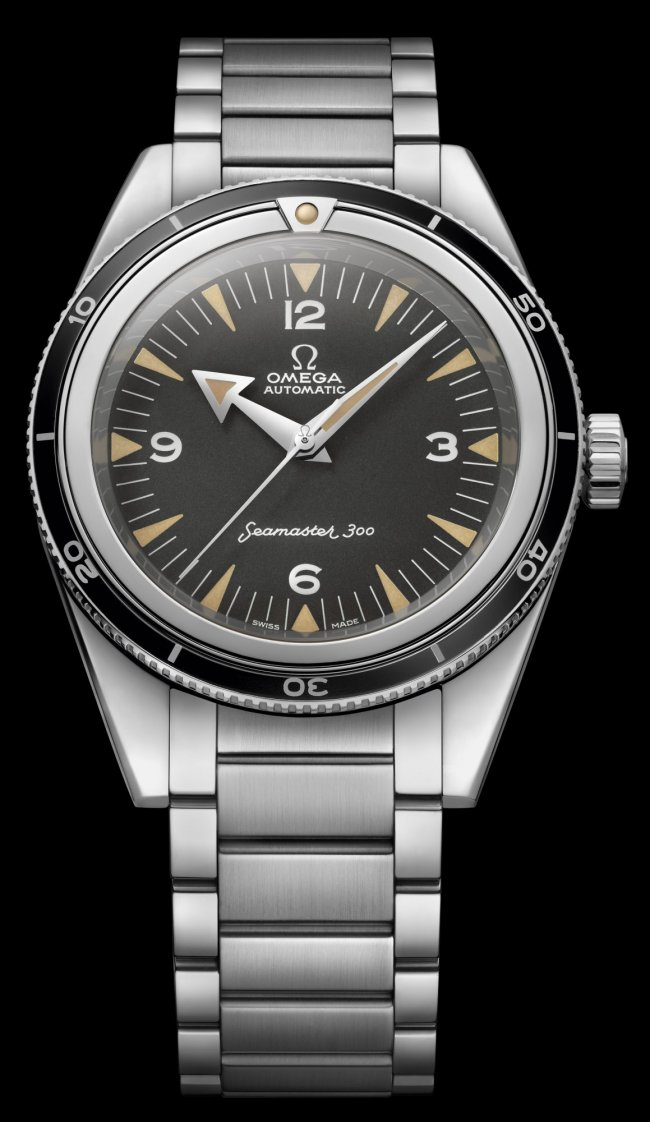 Drawn watch chronometer Limited as warranty OMEGA it