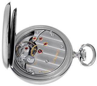 Drawn watch chronometer  History of Longines