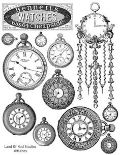 Drawn watch clip art Watch Image Landofnodstudio's: 21 centerblog