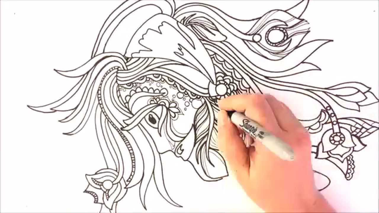 Drawn watch fancy Me Face