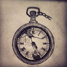 Drawn watch fancy Free Broken fascinates And Pixabay