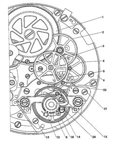 Drawn watch fancy Drawings #patent Clock Watches drawing