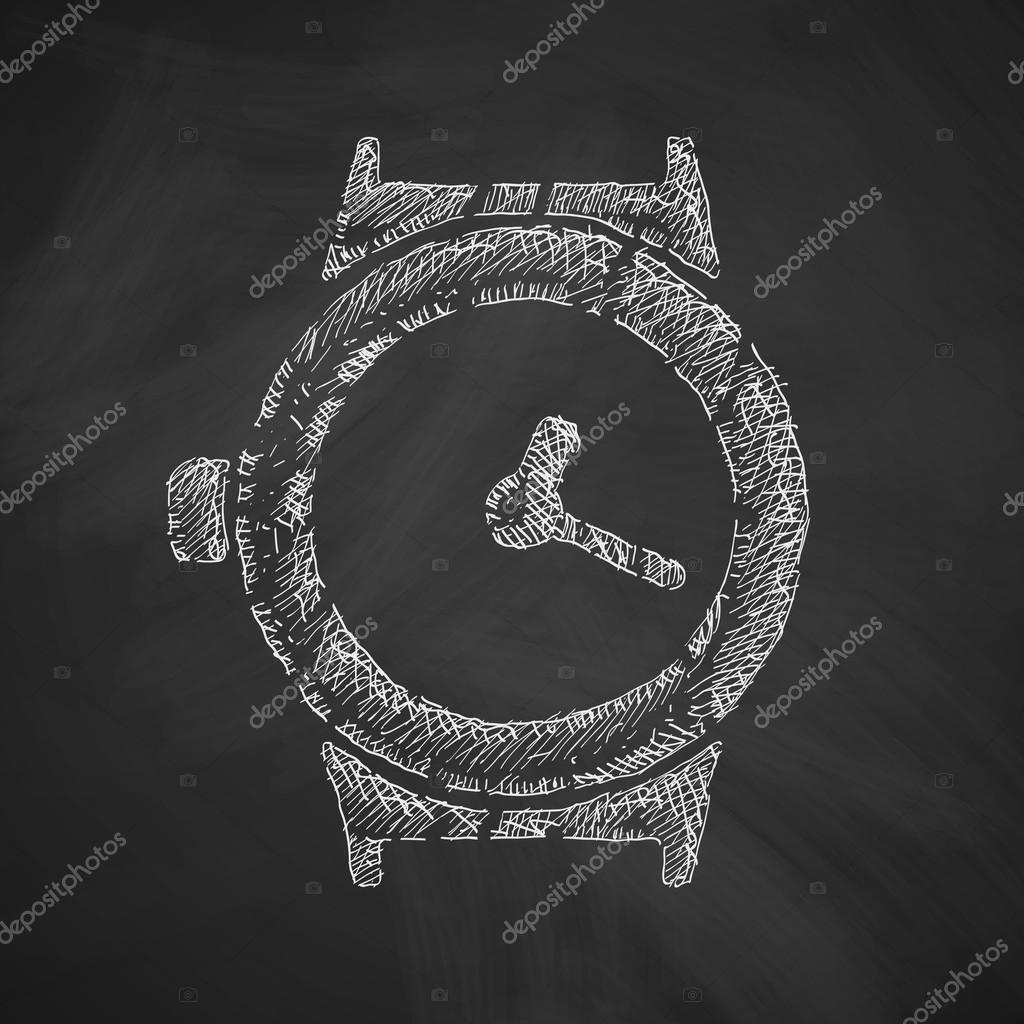 Drawn watch hand vector Vector Hand © watch Palau83