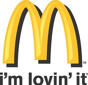 Drawn watch mcdonalds logo McDonald's sued Lucas he racially