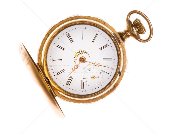 Drawn watch old fashioned Fashioned Isolated Stock Stockfresh Stock
