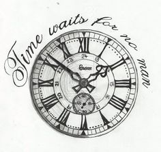 Drawn watch outline By Drawn  Time I'm