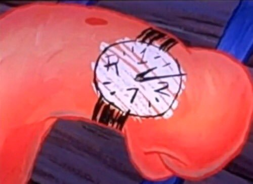 Drawn watch patrick Have Hold