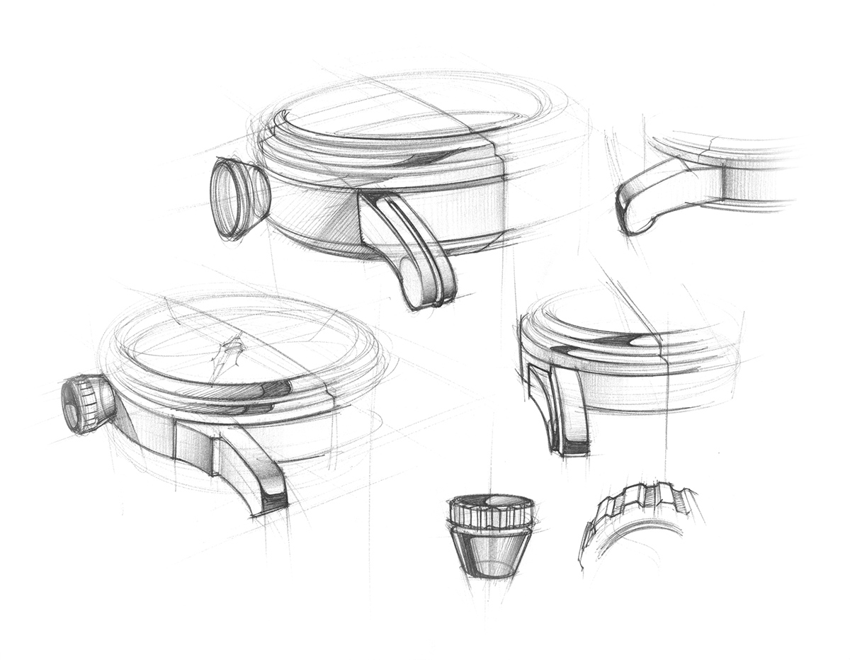 Drawn watch patrick Hand sketches start Co a
