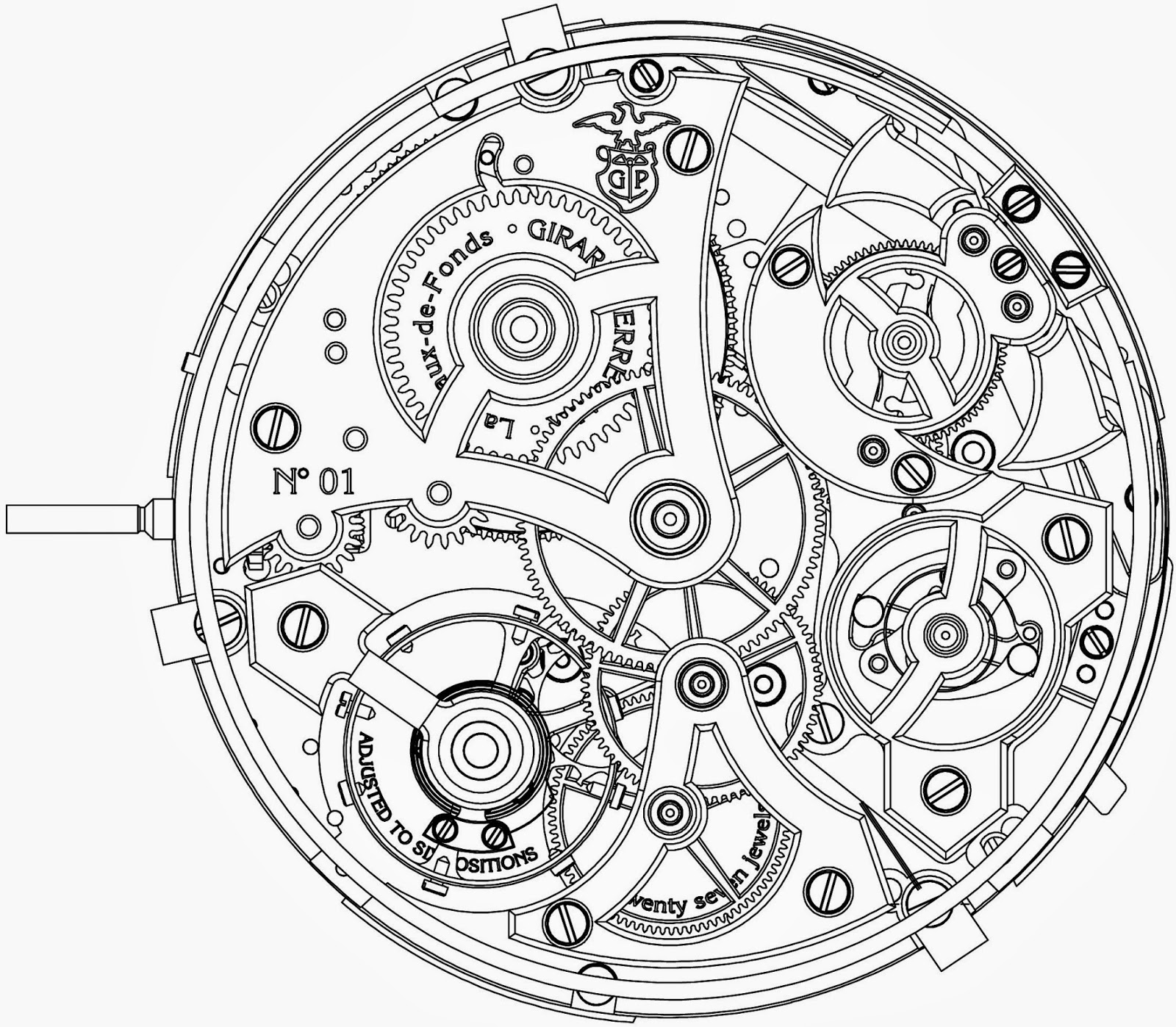 Gears clipart steampunk pocket watch Gears watch and Antique Pocket