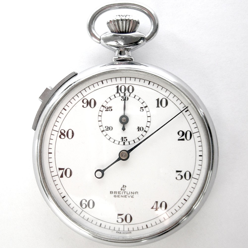 Drawn watch stopwatch 95187 BREITLING item? this Vintage