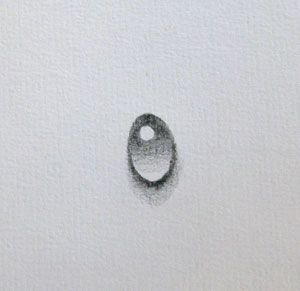 Drawn water drop #5