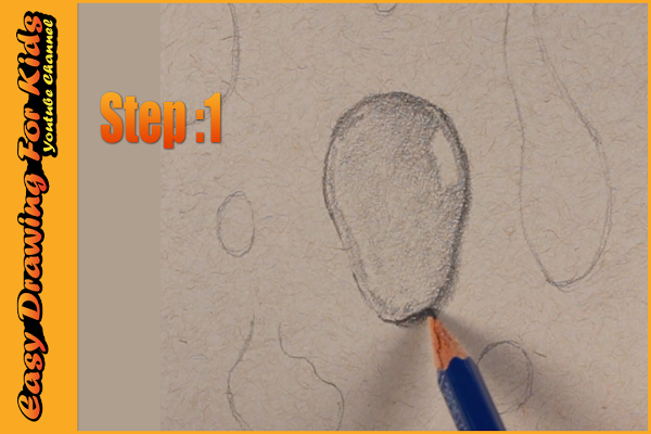Drawn waterdrop step by step Draw Step to Beginners Course