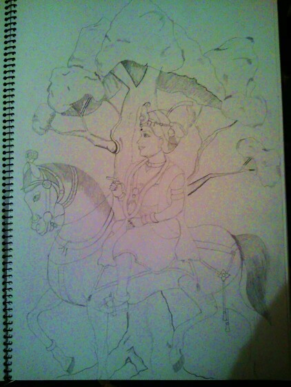 Drawn water droplets bhagwan Ideas Drawings Swaminarayan Swaminarayan Drawing