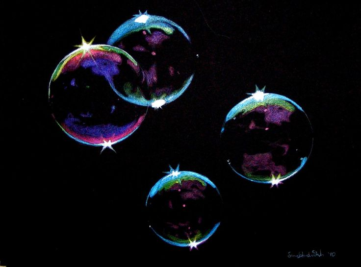 Drawn water droplets bubble 367 Bubble best And Pinterest