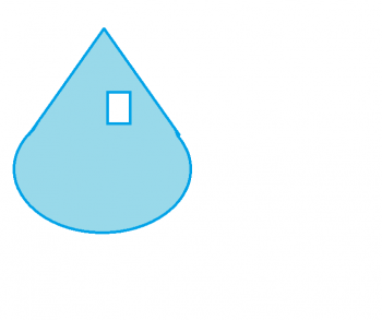 Drawn water droplets easy ( )  EASY animals