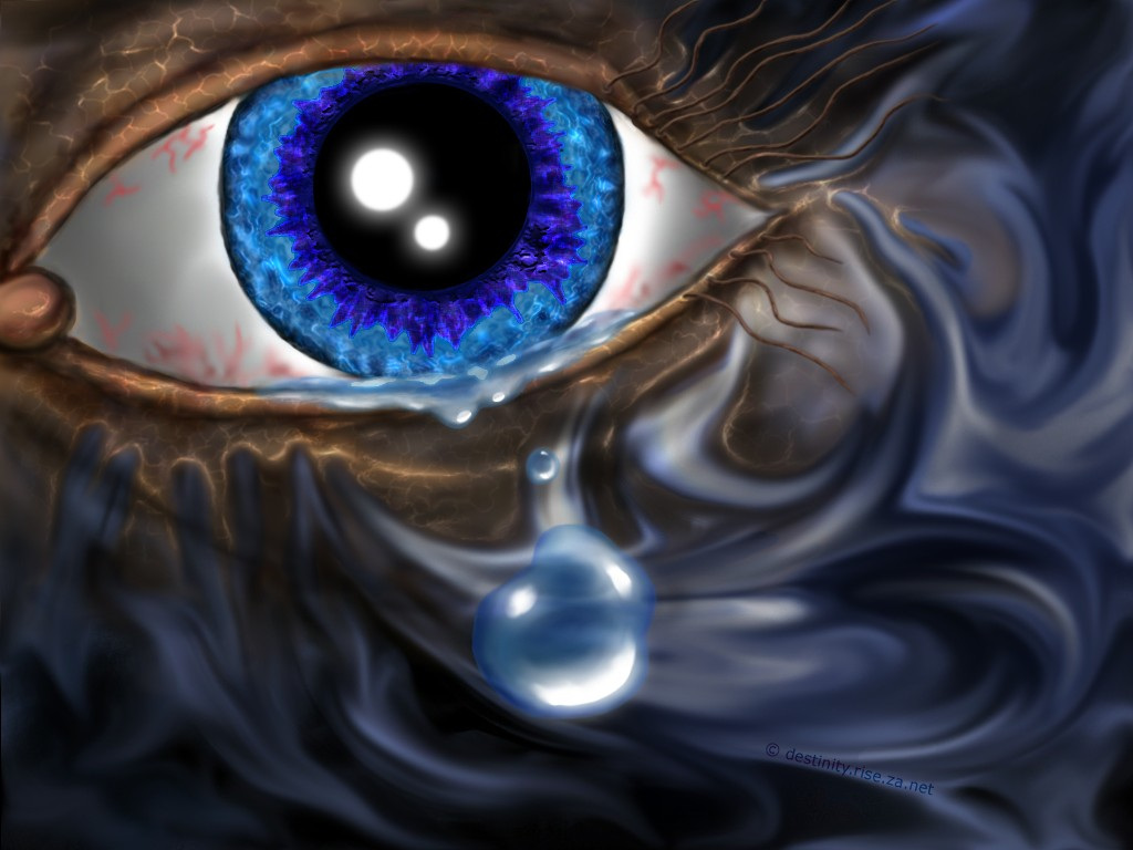 Blue Eyes clipart eye tear Teardrop Wallpaper tears WallpaperSafari wallpaper