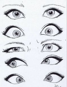 Drawn water droplets face drawing Some Tutorial eyes Drop ★