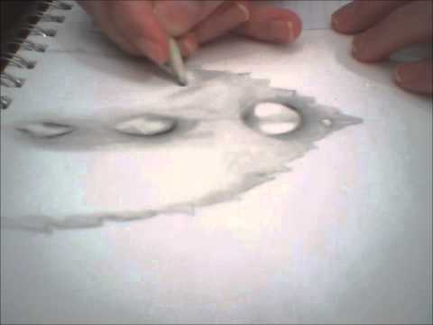 Drawn water droplets face drawing Drawing leaf  water YouTube