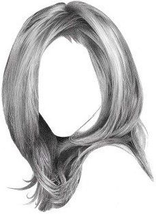 Drawn long hair straight How Animals a Draw The