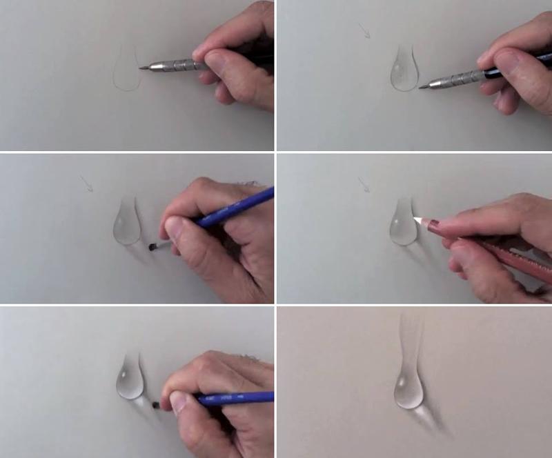 Drawn waterdrop leonardo pereznieto Water Drawing Drawing drop Doodles