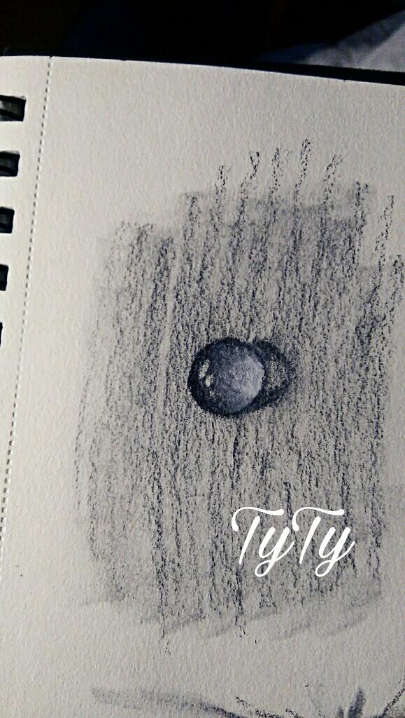 Drawn water droplets photorealism Realism Water drop Pinterest drop