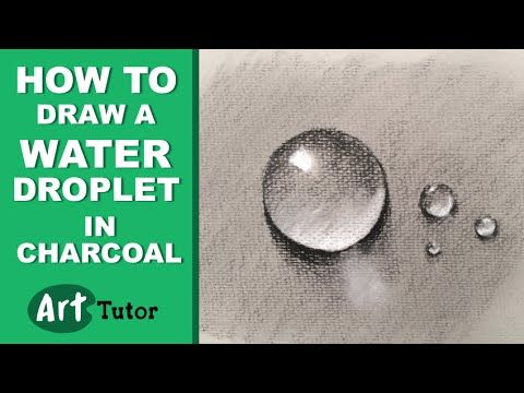 Drawn water droplets rain YouTube in Pinterest images Draw