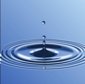 Drawn water droplets ripple Clip vector art Art Water