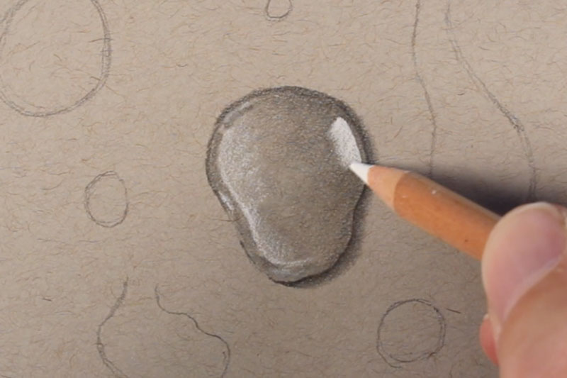 Drawn raindrops water drop Water Droplets water How to