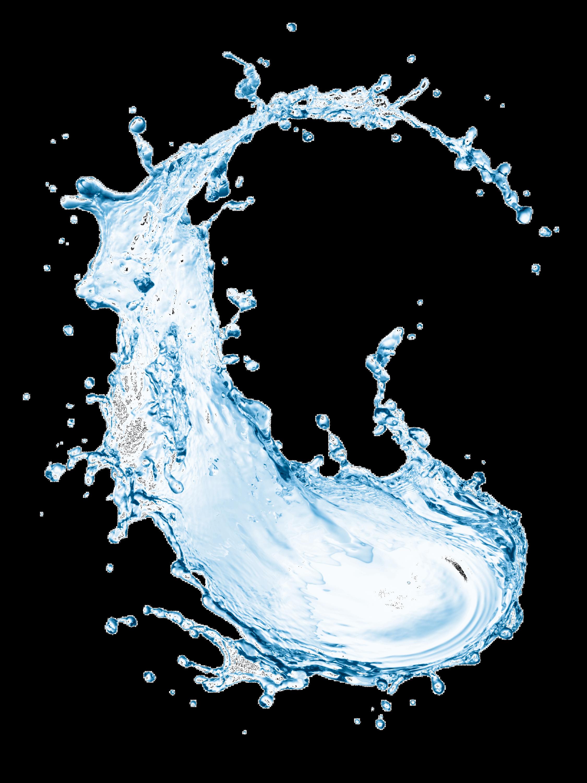 Waterdrop clipart water wave Transparent Splash Water StickPNG PNG