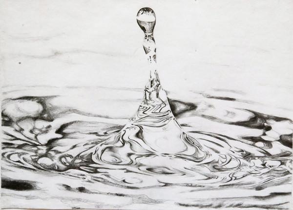 Drawn waterdrop cute Drop Water Pinterest Water Drawing