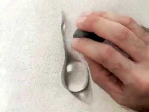 Drawn waterdrop step by step To How by with Draw