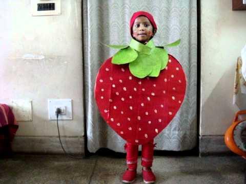 Drawn watermelon fancy dress MPG Strawberry YouTube Lil Lil
