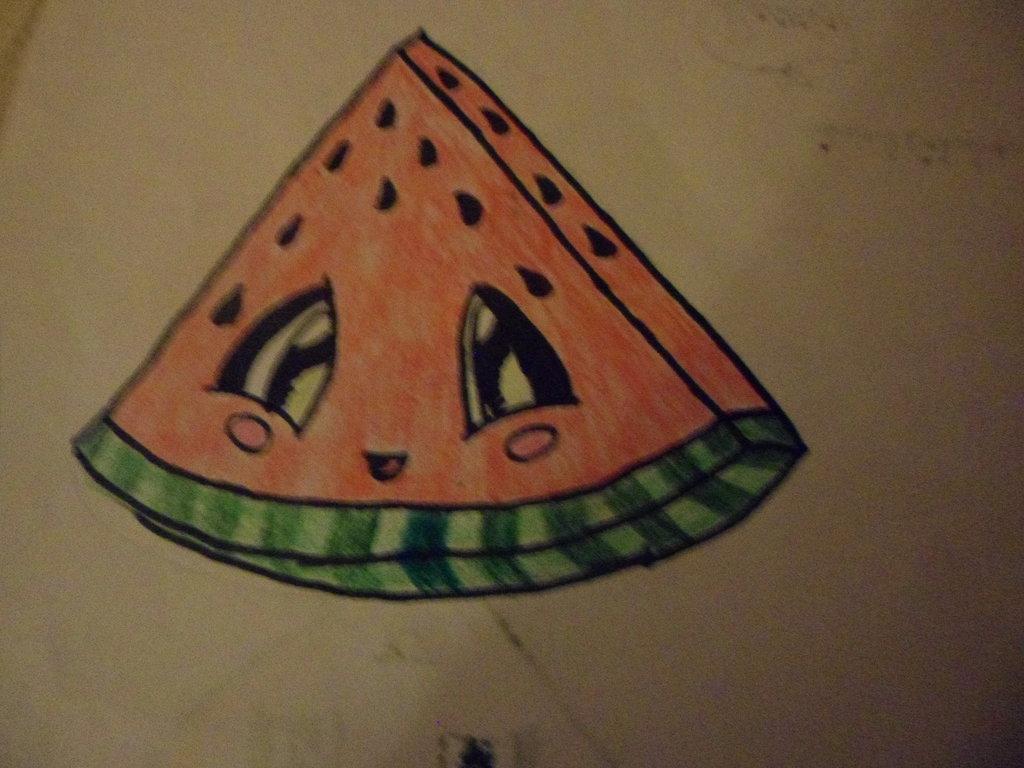 Drawn watermelon fun2draw By 2 Sohma Sohma by