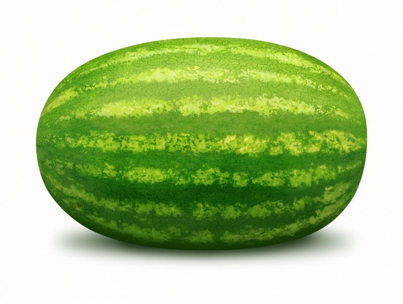 Watermelon clipart oblong  Watermelon Watermelon Benefits Nutritional