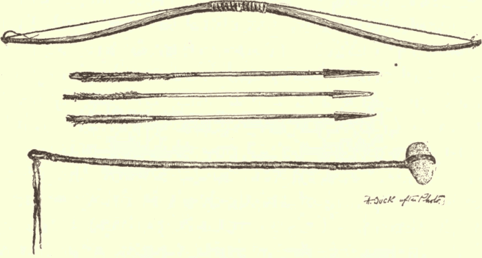 Drawn weapon algonquin About Wednesday Indian's March