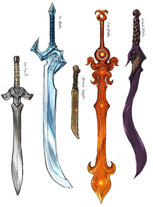 Drawn weapon armory On armor 207 Dragons about