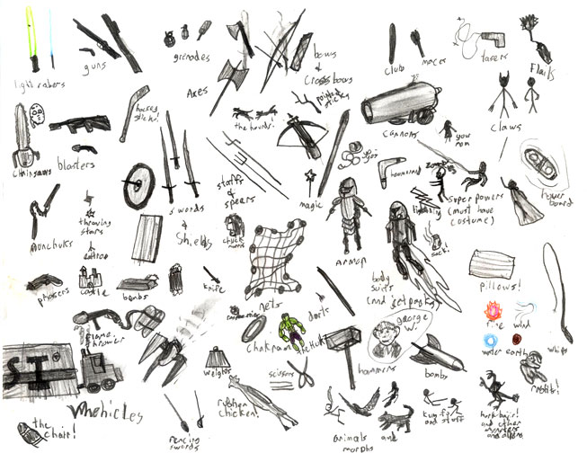 Drawn weapon armory Drawings Tales in of More
