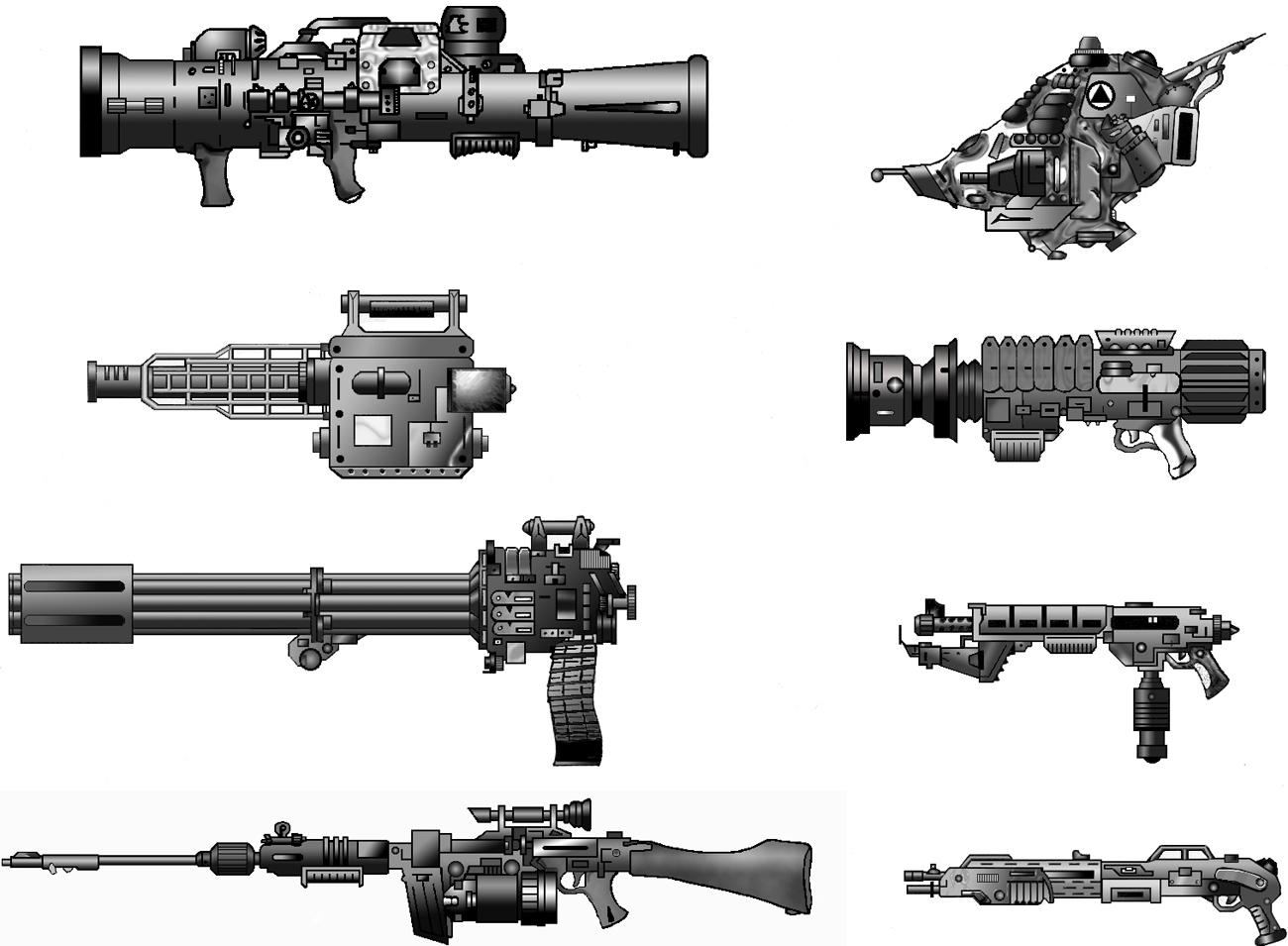 Drawn shotgun weapon Drawings  juanosarg Drawings Page