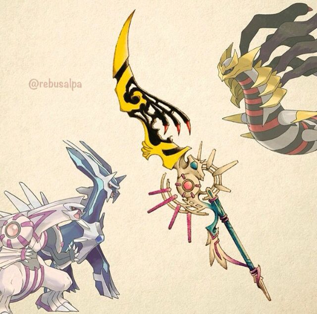 Drawn weapon awsome Images fusion Pokemon Weapons best