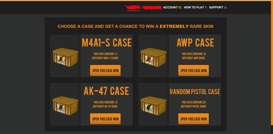 Drawn weapon different Cs:go cs:go Contest by drawn