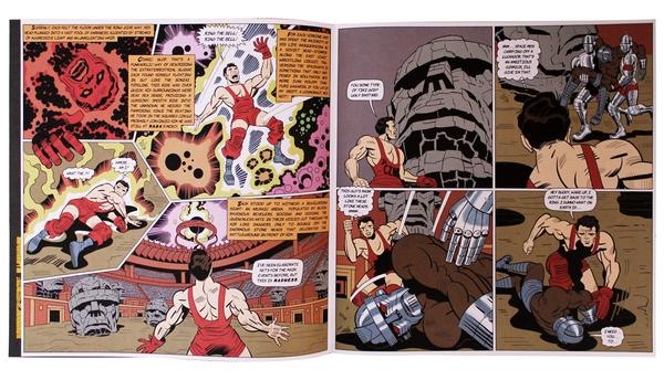 Drawn weapon famous LP+Comic Czarface: Narrated Adventure Czarface: