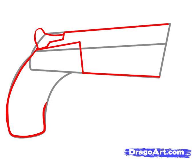 Drawn weapon glock 17 Step draw Step an FREE