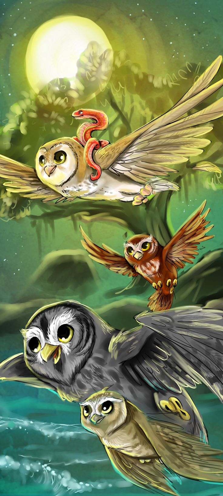 Drawn weapon guardians ga hoole Best ga'hoole Ga'Hoole ideas Pinterest