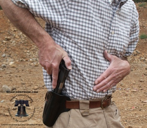 Drawn weapon hand gun Holster firearm draw and how