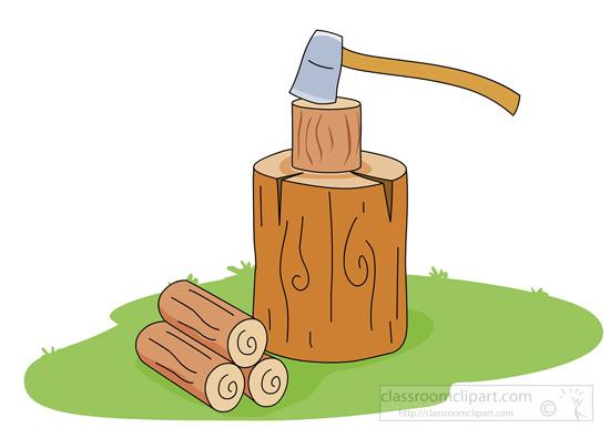 Axe clipart drawn Fire hd axe clip Axe