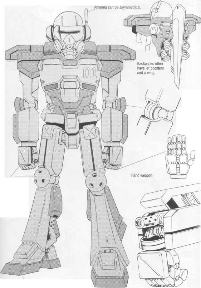 Drawn suit robot Armor Suit Medieval Shin Draw