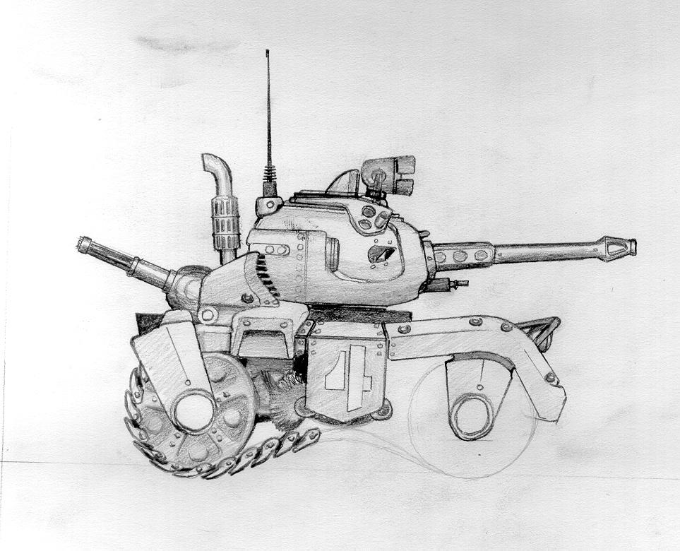Drawn weapon metal slug Pyrosity by Old slug Metal