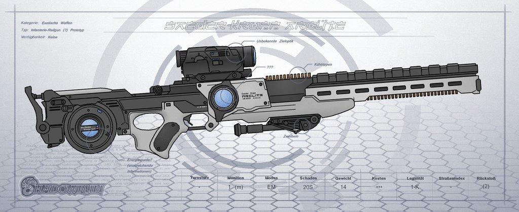 Drawn weapon prototype SK biometal79 biometal79 Prototype by