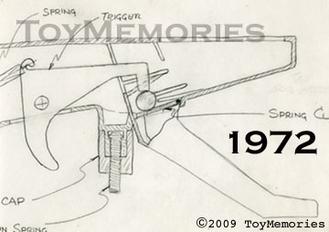 Drawn weapon prototype Made Marx western prototype Guns